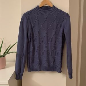 Ivanka Trump Sweater with beans